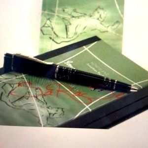 Montblanc Jonathan Swift Limited Edition NWT